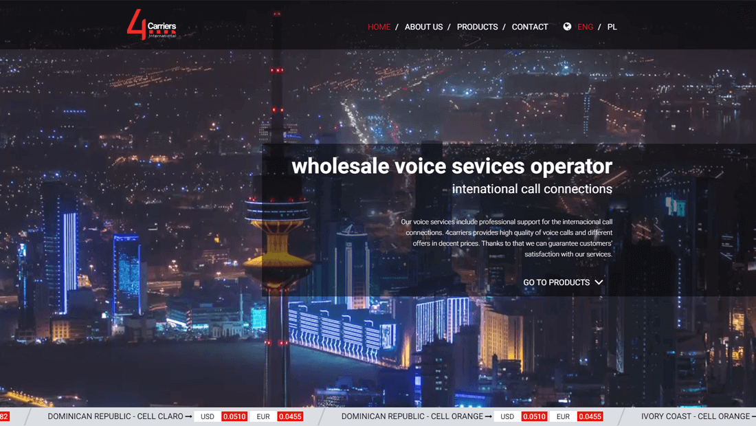 Websites and online stores creation Mińsk Mazowiecki – bcweb