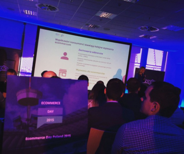 Targi E-commerce Day Poland 2015